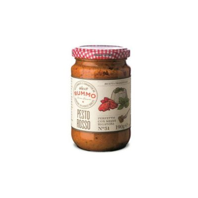 rummo red pesto