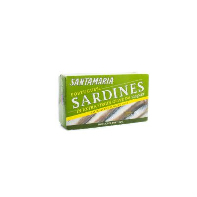 sardine in extra virgin olive oil