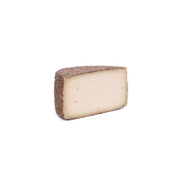 Mild Goat Cheese with Peppercorn