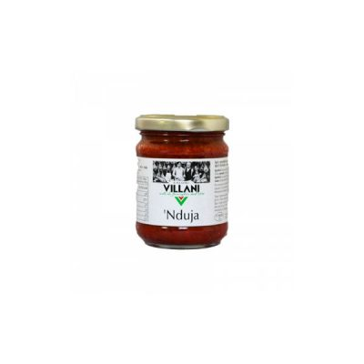 Villani 'Nduja Spreadable Spicy Salami 180g
