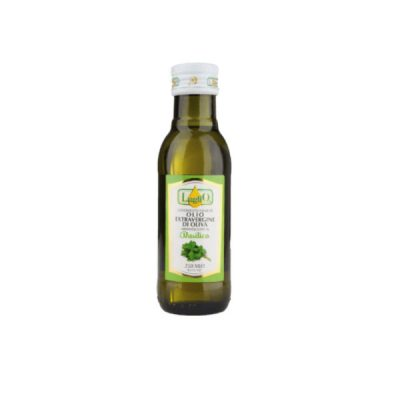 Luglio Extra Virgin Basil Oil 250ml Glass Bottle