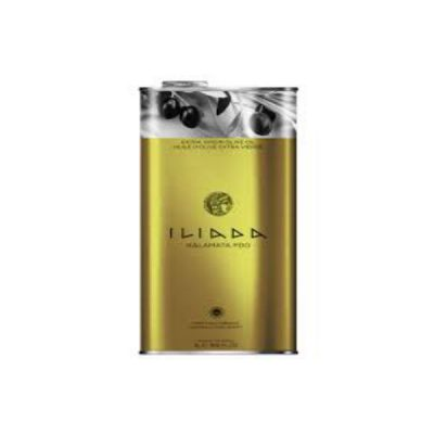 Iliada Koroneiki Extra virgin Olive Oil 3L Tin