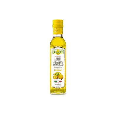 Luglio Extra Virgin Lemon Oil 250ml Glass Bottle
