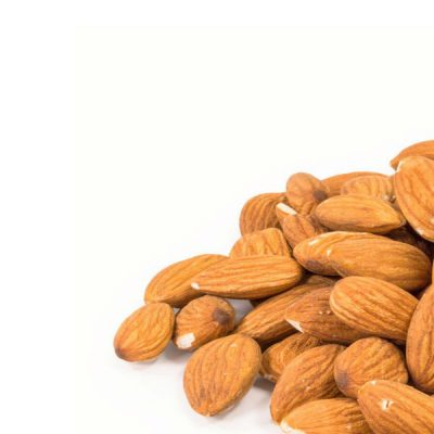 Whole Natural Almonds 250g