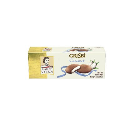 Matilde Vicenzi Grisbi Assorted Flavours 150g