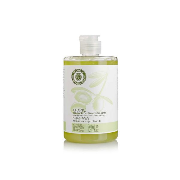 La Chinata Natural Shampoo 360ml