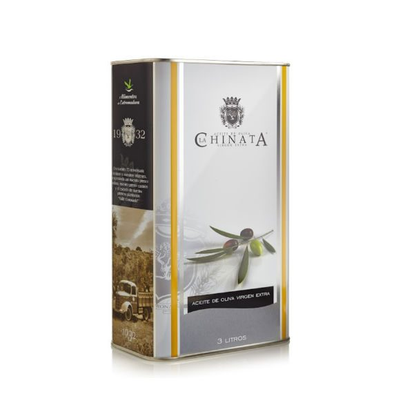 La Chinata Extra Virgin Olive Oil 3l