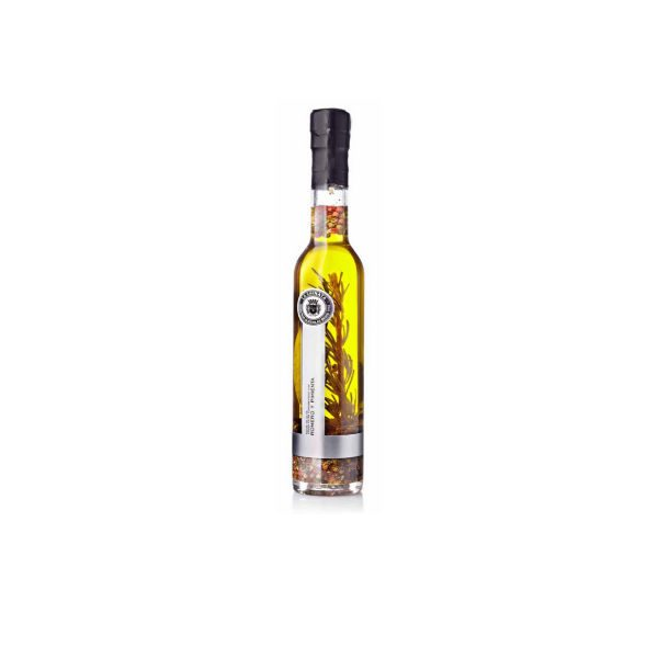 La Chinata Rosemary & Pepper Extra Virgin Olive Oil 250ml Glass Bottle