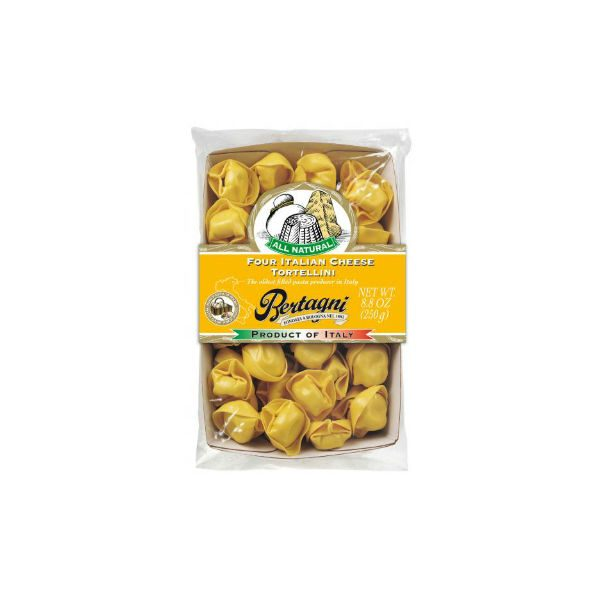 Bertagni four cheese ravioli 250g