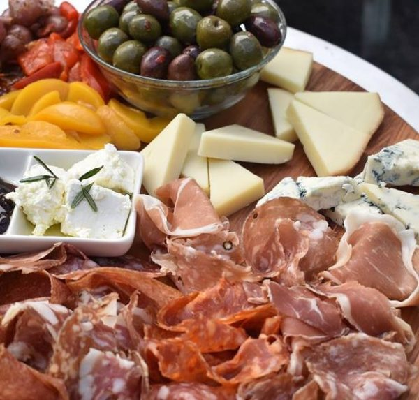 The Mediterranean Food Company Assaggio antipasto platter