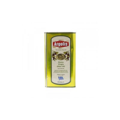 Argolis extra virgin olive oil 3l