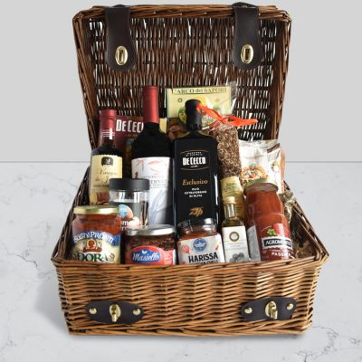 The Mediterranean Food co Christchurch Italian chef gift hamper