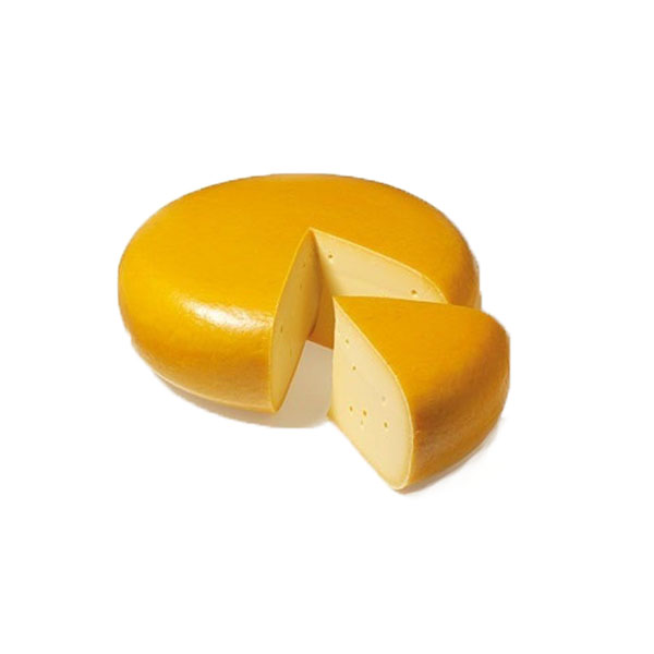 Mild gouda sold at The Mediterranean Food Company Christchurch