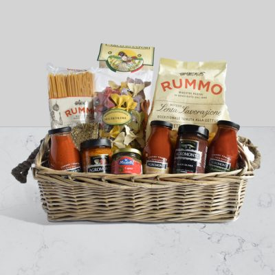 The Mediterranean Food co Christchurch Pasta Passion gift hamper