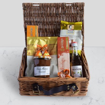 The Mediterranean Food co Christchurch Sweet treats gift hamper