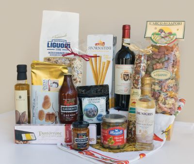 Tuscan Dinner Gift Hamper